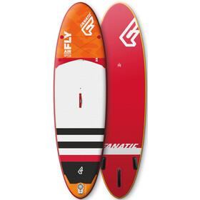 "Fanatic Fly Air Premium 10'8"" - Planche - orange/blanc"